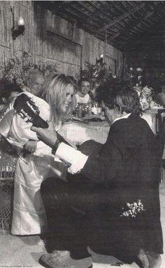 Keith richards wedding