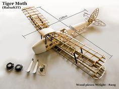 plano tiger moth - Buscar con Google