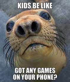 Kids be Like