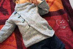 2f063cf9a5ae Sweat multi versions pour bébés et enfants Trousseau Bébé, Gilet Enfant,  Habit Enfant,