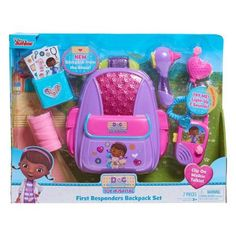 Free 2-day shipping on qualified orders over $35. Buy Doc McStuffins First Responders Backpack Set at Walmart.com