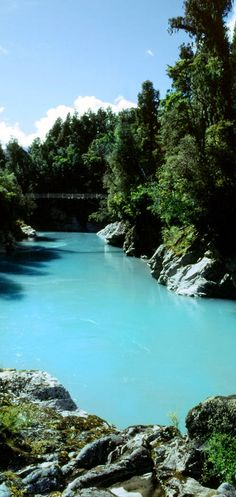 Hokitika Gorge - Westland, NZ