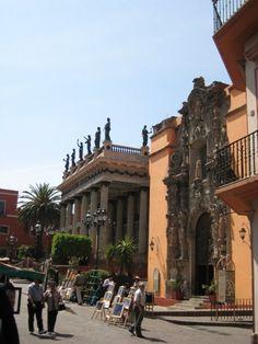 in Guanajuato, Mx
