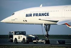 Manuel Negrerie -  Air France Concorde F-BVFB | Flickr - Photo Sharing! Concorde, Concord Plane, Rolls Royce, Tupolev Tu 144, Sud Aviation, Commercial Aircraft, British Airways, Air France, Helicopters