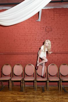 Allison Harvard by Paley Fairman in Spectral for Fashion Gone Rogue