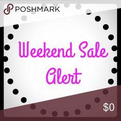 1582819443d669 🌹WEEKEND SALE ALERT @nacramir CLOSET!🌹 🌹🌹🌹 Weekend Sale! Buy