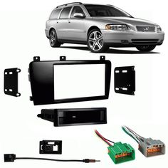 Fits Volvo V70/Cross Country/XC70 05-07 Stereo Harness Radio Install Dash Kit | Consumer Electronics, Vehicle Electronics & GPS, Car Audio & Video Installation | eBay!