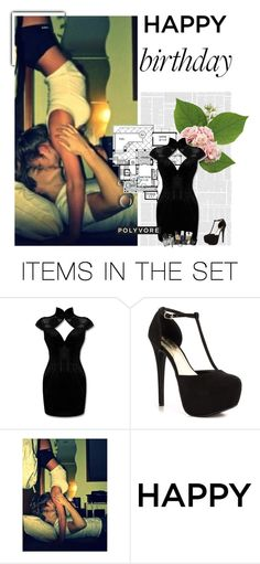 """""""Joyeux Anniversaire Polyvore ♥♥♥♥♥ ♪♫♪♫♪♫"""" by un-2-3soumettoietsucemoi ❤ liked on Polyvore featuring art and happybirthdaypolyvore"""