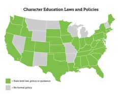 Check out our new resource on Character Education laws/policies... and tips for incorporating into your classroom! #teachkindness #charactereducation #humaneeducation