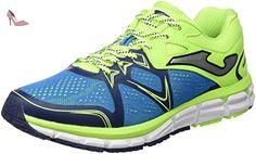 Joma R.Super Cross 605 Royal-Limon Fluor, Chaussures de Running Homme, Bleu Roi, 43.5 EU - Chaussures joma (*Partner-Link)