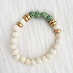Lava rock bracelet for Sale in Enumclaw, WA - OfferUp Stone Beads, Stone Jewelry, Beaded Jewelry, Beaded Bracelets, Jewellery, Kids Bracelets, Trendy Bracelets, Surfer Bracelets, Lava Bracelet