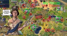 Can this please be fixed ASAP? [Allied Move Troops] #CivilizationBeyondEarth #gaming #Civilization #games #world #steam #SidMeier #RTS