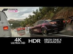 Forza Horizon 3 On XBOX ONE X - Native 4K & Visual Enhancements Confirmed