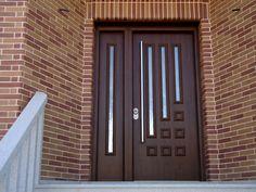 Home Door Design, Wooden Main Door Design, Main Gate Design, House Gate Design, Door Gate Design, Door Design Interior, House Front Design, Modern Wooden Doors, Wooden Front Doors