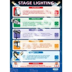 89 Best Stage Lighting Images