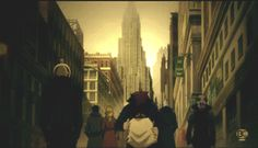 Kekkai Sensen - Blood Blockade Battlefront Blood Blockade Battlefront, Anime Fight, New York Skyline, Street View, Image