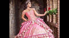 Vestidos de fiesta espectaculares , Super fashion Video 2 de 3