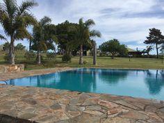 finca turistica ganadera forestal olivicola en las sierras de minas uruguay swimming pool