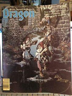Dragon Magazine #102 (Vol X #5 October 1985)