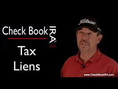 "Buying Tax Liens in Your IRA |  ""Retirement Guy"" show you how the IRA LLC is really the ONLY way you can invest in Tax Liens with your IRA.  The Self Directed Checkbook IRA is the answer to the question - ""How do I buy tax liens with my IRA"".  Want to learn more about retirement options and tips?  Click here - http://www.CheckBookIRA.net/videos   or, check out the YouTube Channel CheckbookIRAweb"