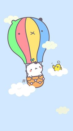 By FF ★ Find more Very Kawaii wallpapers for your #iPhone + #Android @prettywallpaper                                                                                                                                                     More