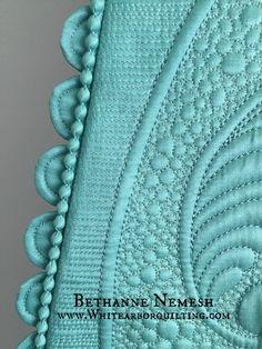 Bethanne Nemesh - White Arbor Quilting - AMAZING