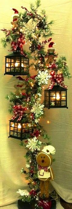 Get inspired by these Christmas decorating ideas to transform your home into a holiday haven. Classy Christmas Decorations Ideas Please enable JavaScript to vie Classy Christmas, Noel Christmas, Country Christmas, All Things Christmas, Christmas Wreaths, Christmas Crafts, Vintage Christmas, Christmas Lantern Decor, Outdoor Christmas