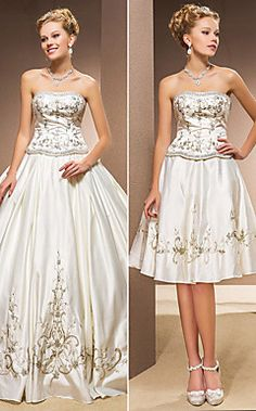 Browse Everything New and Hot - ZZKKO. great idea-two skirts-wedding and e49244ccf52d