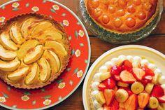 フルーツたっぷりのタルトで幸せなおやつ時間。「お茶とおやつ ヨウケル舎」yokel-sya