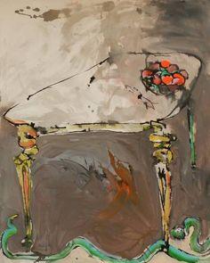 """Saatchi Art Artist Vanessa von Wendt; Painting, """"Dragon II"""" #art"""