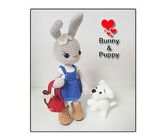 amigurumi pattern Bunny by MK RHO