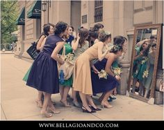 Nothing better than getting ready with your girl friends! www.bellagioandco.com