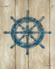 Ship Wheel (Dee Dee)