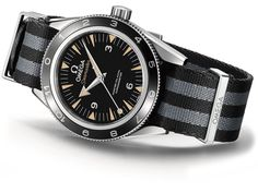 "OMEGA Watches: The Seamaster 300 ""Spectre"" Limited Edition"