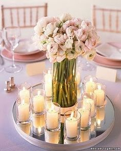The Decorista-Domestic Bliss: tuesdays tablescapes: summer pastels
