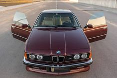 Bmw E24, Classic Trader, Bmw 6 Series, Cars For Sale, Cool Cars, Classic Cars, Automobile, Sporty, The Unit