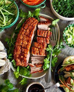 BRENTE MANDLER - Mat På Bordet Crunch Wrap, Tex Mex, Avocado Toast, Donuts, Spicy, Baking, Vegetables, Breakfast, Mat