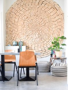 Beautiful Living Rooms, Living Room Interior, Interior Styling, Places To Go, Dining Chairs, Crafts, Furniture, Home Decor, Boho