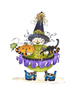 whimsical witch | Bentley Licensing Group