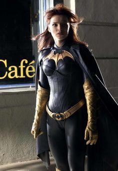 Barbara Gordon...Batgirl! From Birds of Prey TV show