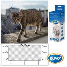 Red Seguridad Balcón -- Gatos Mascotas 3x2 m - Novedades y Ofertas