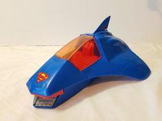 Kenner Super Powers Superman Supermobile League DC Comics Action Figure Vehicle…