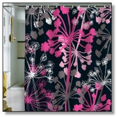 Rachael Taylor Cow Parsley Shower Curtain