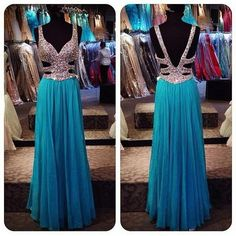 Beautiful Prom Dress, backless prom dresses blue prom dress open backs prom gown open back prom dresses chiffion evening gowns 2018 open backs evening gown Meet Dresses Dresses For Teens Dance, Classy Prom Dresses, Open Back Prom Dresses, Backless Prom Dresses, Prom Dresses Blue, Trendy Dresses, Ball Dresses, Homecoming Dresses, Grad Dresses