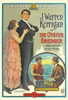 Silent Era Movie Posters