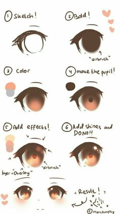 eye drawing reference - eye drawing ` eye drawing tutorials ` eye drawing reference ` eye drawing cartoon ` eye drawing realistic ` eye drawing step by step ` eye drawing creative ` eye drawing tutorials step by step Eye Drawing Tutorials, Digital Painting Tutorials, Digital Art Tutorial, Art Tutorials, Realistic Eye Drawing, Drawing Eyes, Poses References, Anime Drawings Sketches, Pencil Drawings