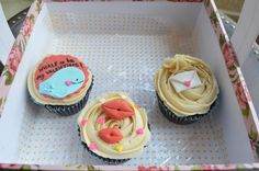 Romantic Cupcakes - Buttercream Icing Cupcakes with Lips and Whale Cake Decor | All Things Yummy #customised #cupcakes #cuppies #cutelabels #cute #cutecupcake #valentines #valentinesday #valentinecupcakes #valentinehamper #vday #kisses #lips #pout #sealedwithakiss #envelope #whale #animals #quirky #fun #love #dayoflove #mochacupcakes #romance #rosettes #baileys #atyummy #hearts #heart