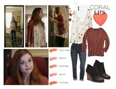 Lydia Martin 6x04 Relics by saniday on Polyvore featuring polyvore fashion style Free People Anna Sui ZiaBella clothing