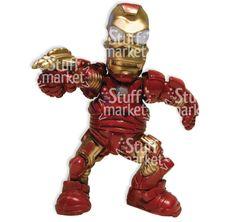 Ironman Simpsonized - Parody Figure