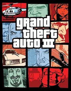 ChaandzTekken: GTA Grand Theft Auto 3